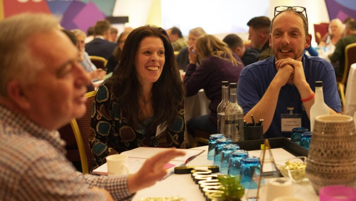 Reuse Network Conference 2019 round table discussions