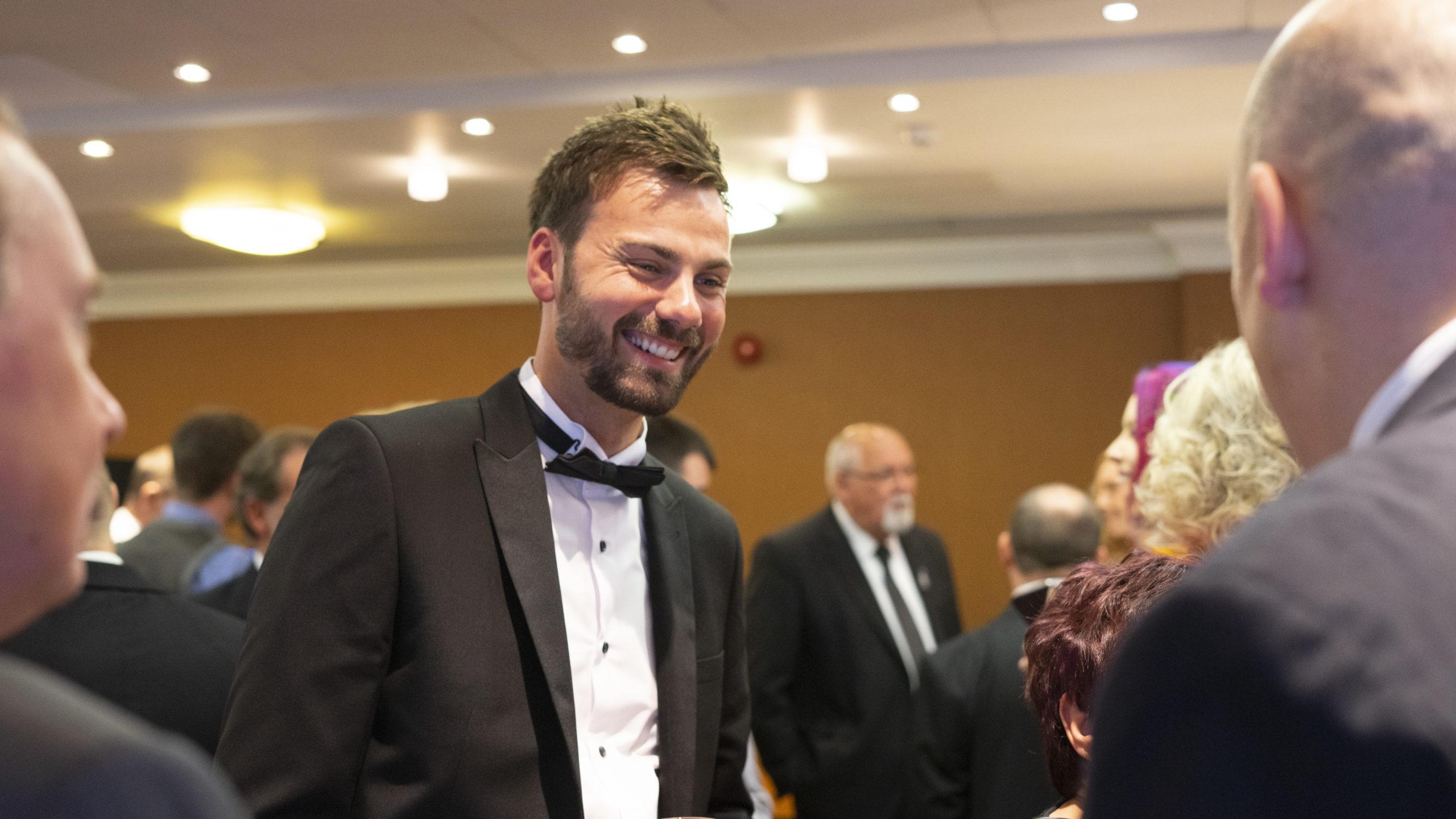Reuse Network Conference 2019 smartly dressed for awards
