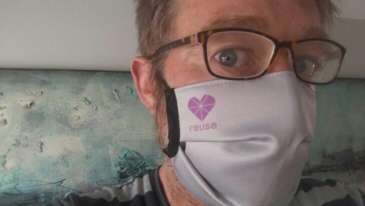 Reuse face mask