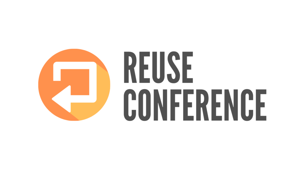 Reuse conference logo